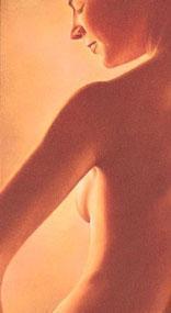 breast reduction illustration