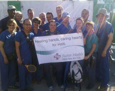 Haiti Mission 1