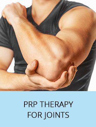 PRP Therapy for Joints