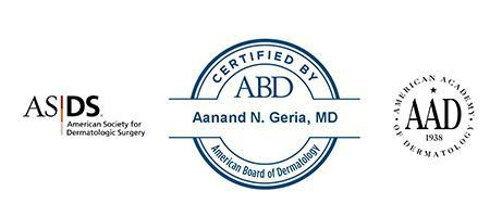 Aanand Geria, MD: Dermatologist Rutherford, NJ: Geria