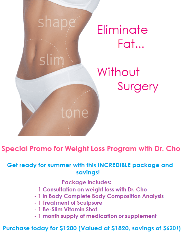 Medical Weight Loss Specialist Century City Los Angeles Ca