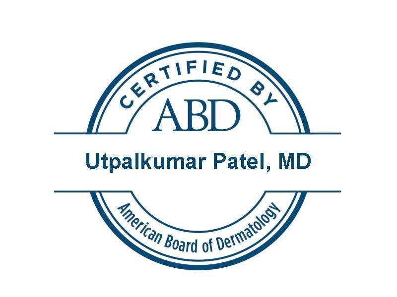 Utpal Patel, MD, PhD: Board Certified Dermatologist
