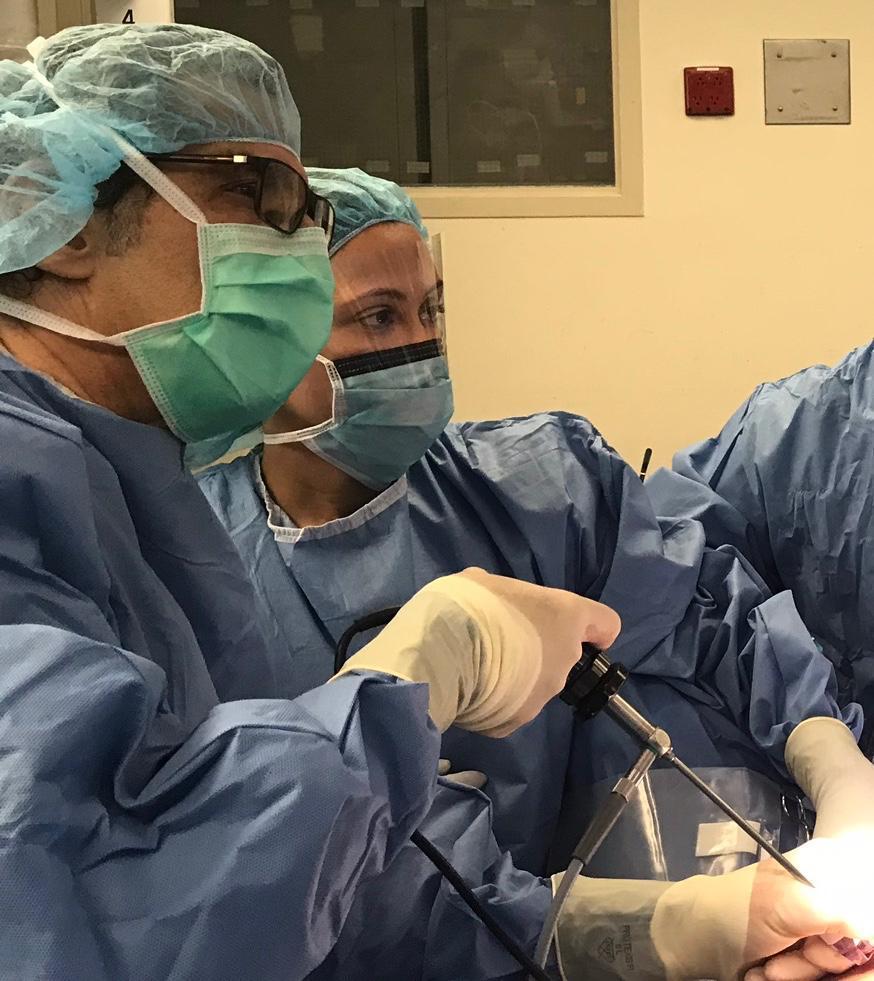 Minimally Invasive Surgery Fellowship - New York, NY