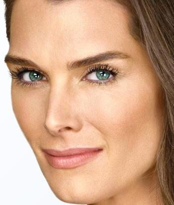 Woman'a face