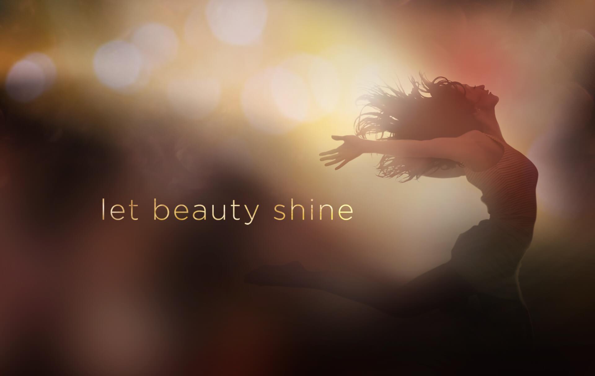 Let Beauty Shine