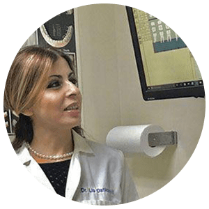 Dr Lia, dentist in the Bronx