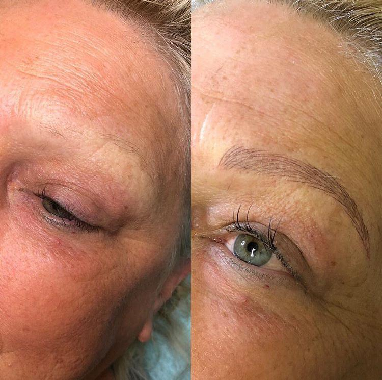 Microblading And Permanent Makeup Gallery - Haverhill, MA: Skin