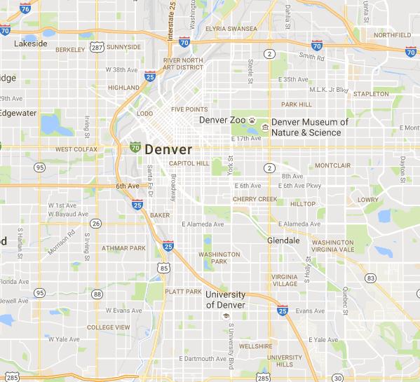 Serving The Denver Area