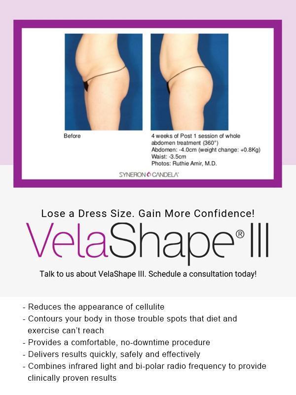 Velashape Promo