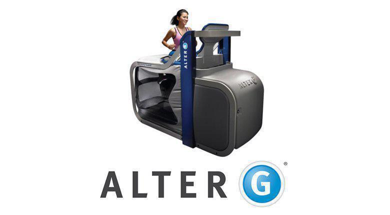 ALter G treadmill