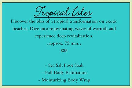 Tropical Isles
