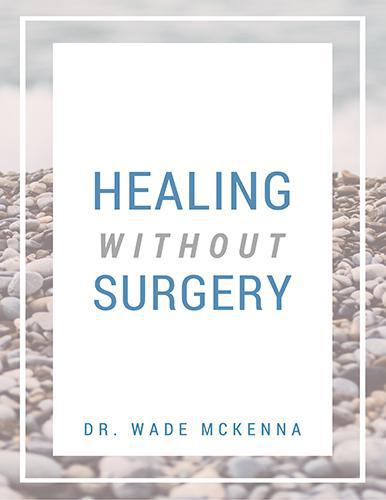 Healing Without Surgery Book Cover