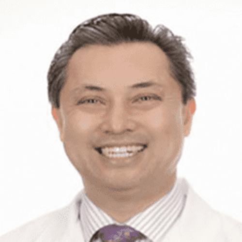 portrait image of Dr. Reynardo Adorable