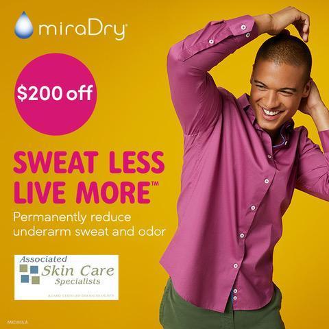 Miradry Specialist - Fridley, MN: Associated Skin Care
