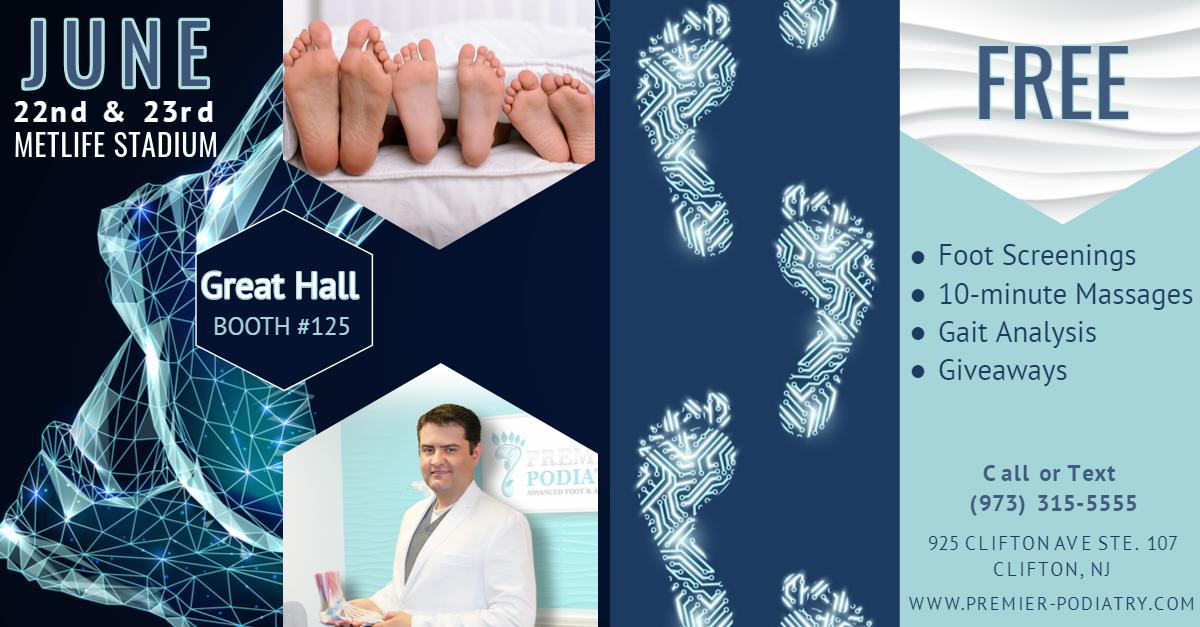 foot screening