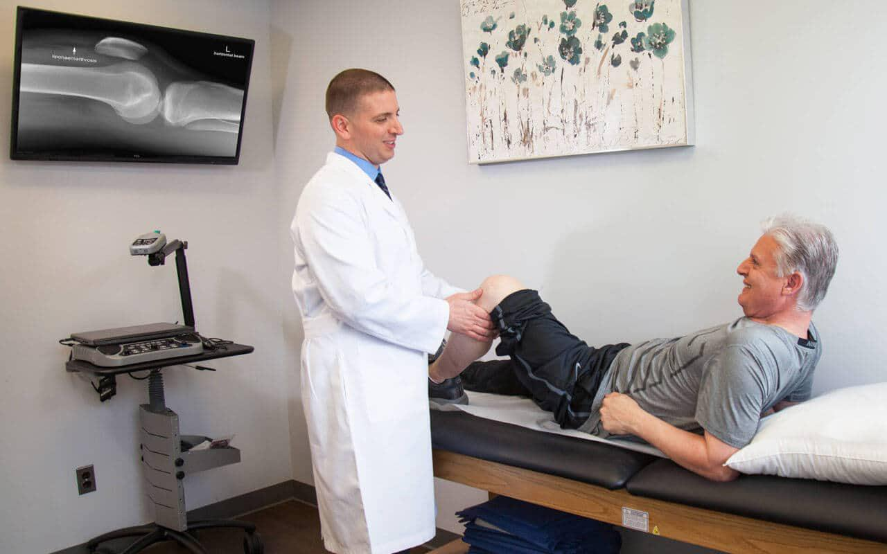 Sports Medicine for Pain Injury