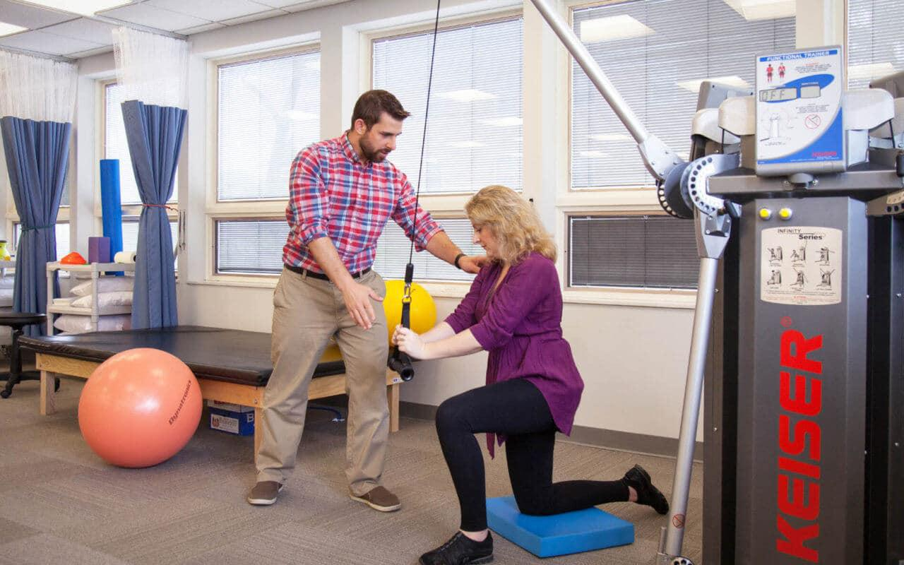 Neuro Rehab Physical Therapy