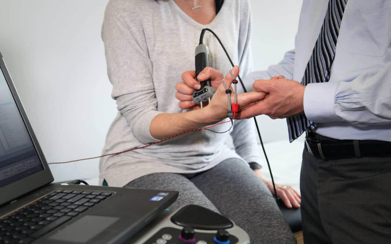 EMG Electromyography Diagnostic for Muscle and Nerve Pain