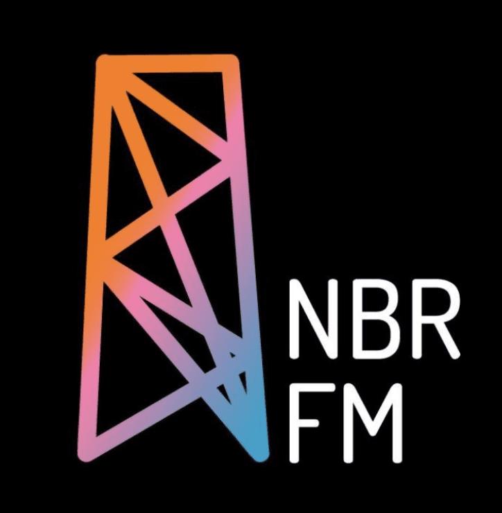 NBR FM logo