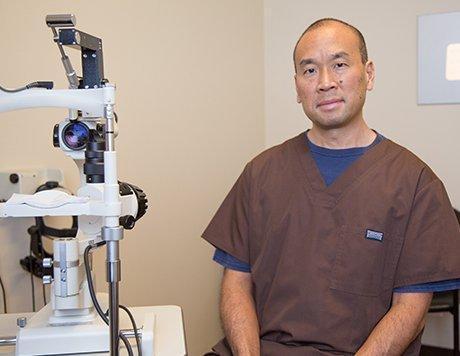 Jason Nakagawa, OD