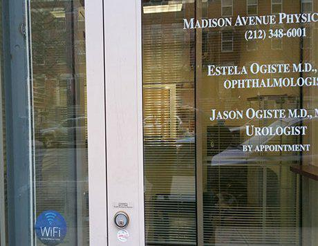 Madison Avenue Physicians, PC