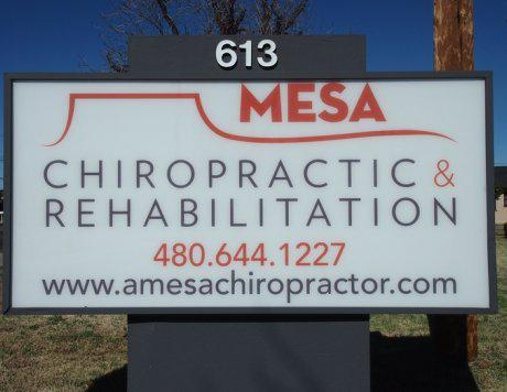Mesa Chiropractic and Rehabilitation