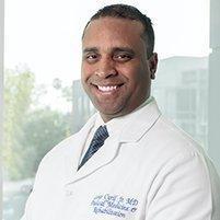George Cyril M.D., FAAPMR -  - Physiatrist