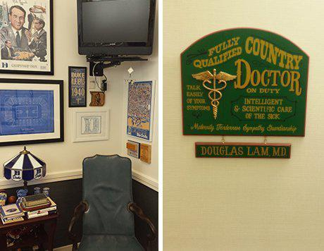 ,  Office of Douglas E. Lam, MD).'