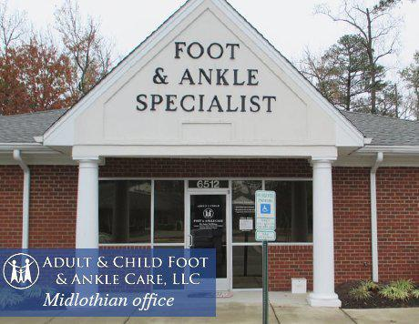Adult & Child Foot & Ankle Care