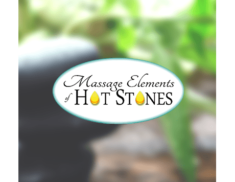 Massage Elements of Hot Stones