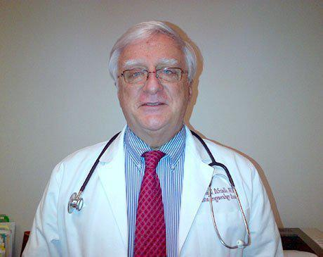 ,  Office of Anthony J. DiSciullo, MD