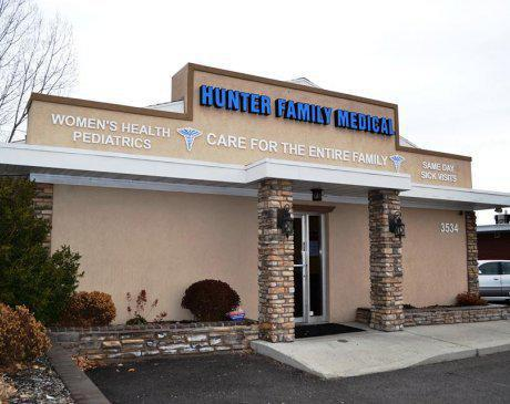 Jordan Meadows & Hunter Medical Centers