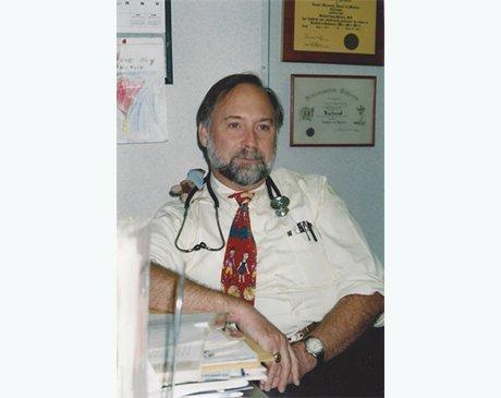 Richard Merkler, MD, FAAP