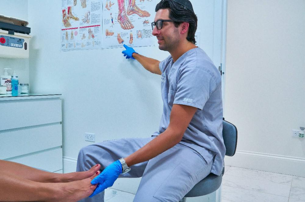 Secondary Side Effects of Cancer Therapy as it Relates to the Foot and Ankle