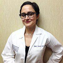 Nikki Sadr, MD