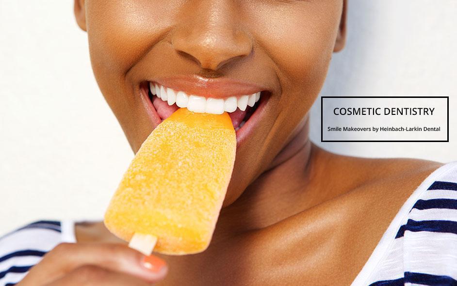Cosmetic Dentistry - Topeka, KS: Heinbach-Larkin Dental