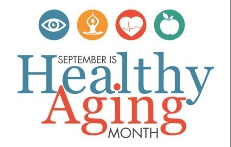 September Is Healthy Aging Month Eye And Health Optometrists