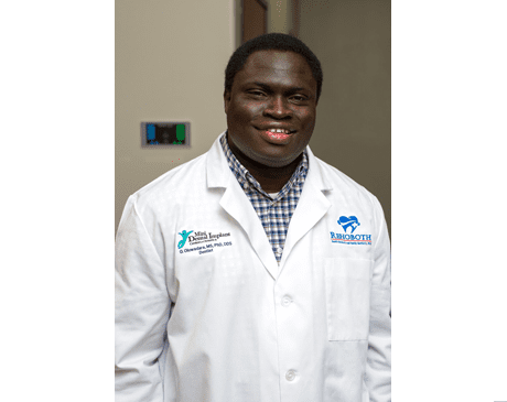 ,  Office of Oluwadayo Oluwadara, DDS, MS, PhD