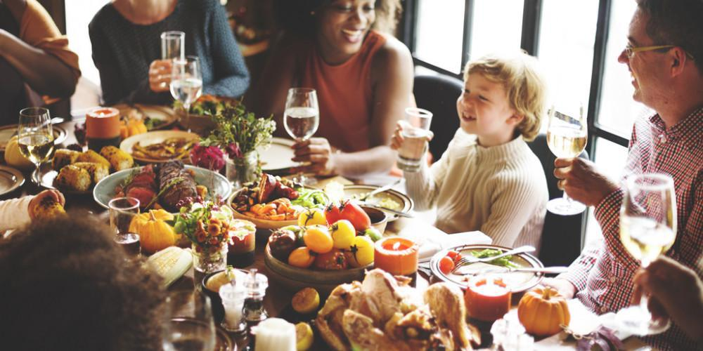 Five Ways To Stay Healthy This Thanksgiving Aka America S