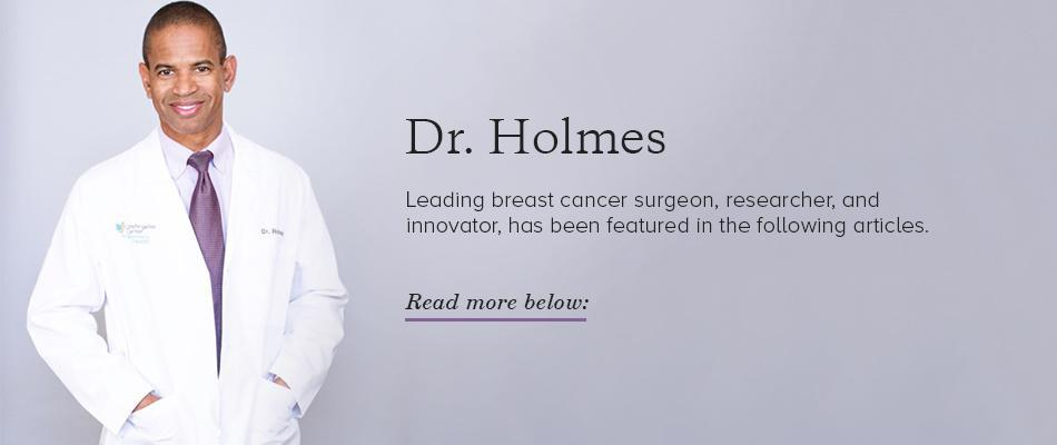 About Dr. Holmes
