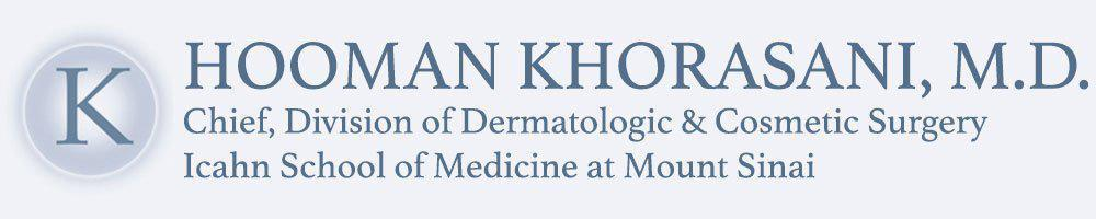 Hooman Khorasani, M D : Cosmetic Surgeon Upper East Side New