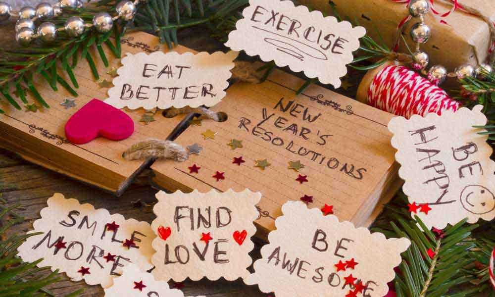 Four Secrets To Keeping Your New Year S Resolution Golden