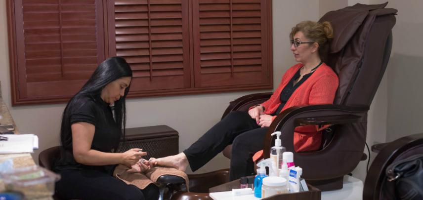 Medical Spa - Ridgewood, NJ: Complete Foot & Ankle