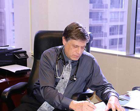 Mitchell Cohen, MD