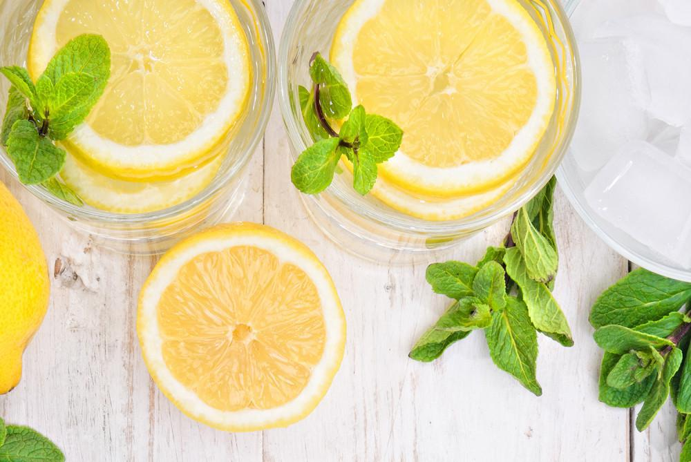 Lemon helps weight loss