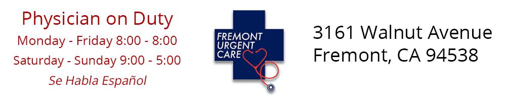 Urgent Care Specialist - Fremont, CA: Fremont Urgent Care