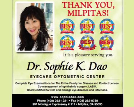 Sophie K. Dao, OD