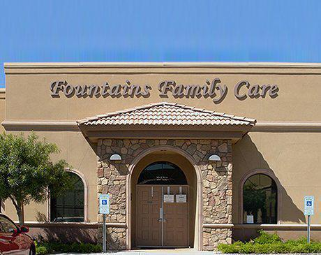 Fountains Family Care