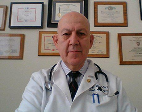 George Liberis, MD, ScD, FACS