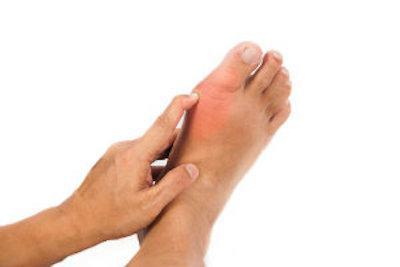 What Is Gout Pain In The Toe